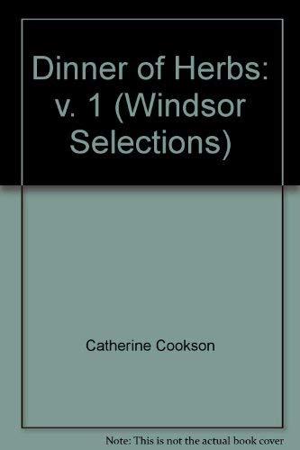 9780745177670: Dinner of Herbs: v. 1 (Windsor Selections)