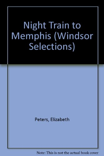 9780745178127: Night Train to Memphis (Windsor Selections S.)