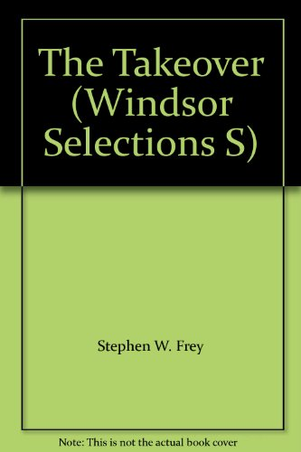 9780745179247: The Takeover (Windsor Selections S)