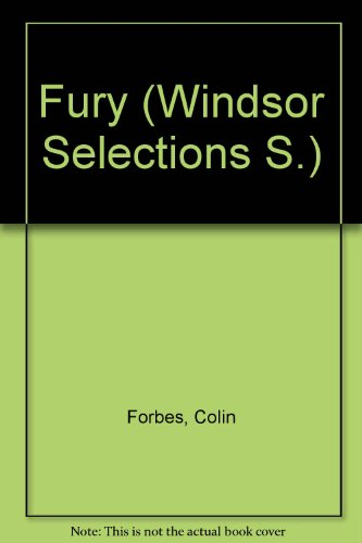 9780745179582: Fury (Windsor Selections S.)