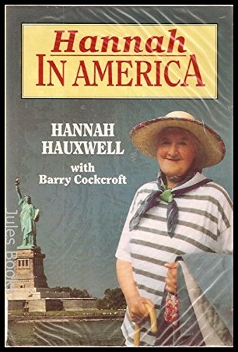 9780745179742: Hannah in America (Windsor Selections S)