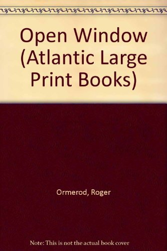 9780745180700: An Open Window (Atlantic Large Print Series)