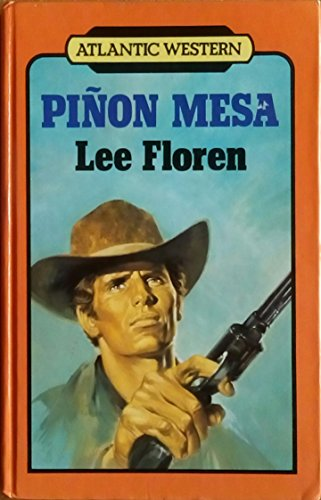 9780745180908: Pinon Mesa (Atlantic Large Print Books)