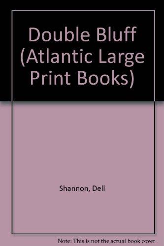9780745181738: Double Bluff (Atlantic Large Print Series)