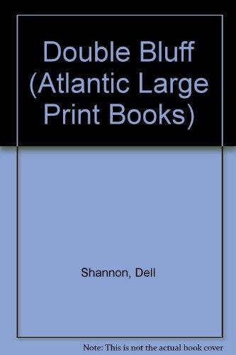 9780745181851: Double Bluff (Atlantic Large Print Books)