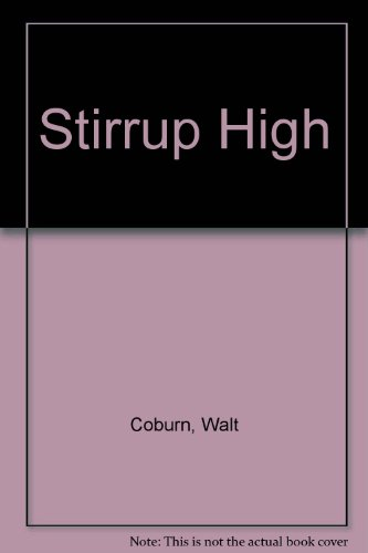 9780745182605: Stirrup High