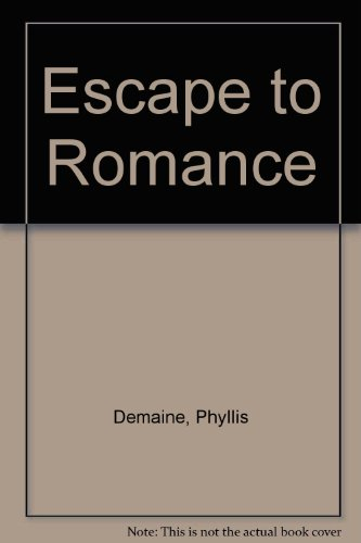 9780745183350: Escape to Romance (Atlantic large print)
