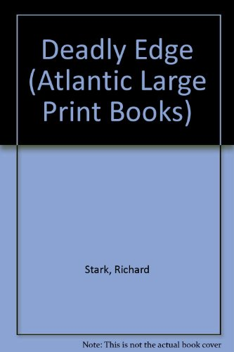 9780745183541: Deadly Edge (Atlantic Large Print Series)