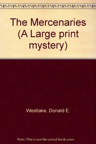 9780745184371: The Mercenaries (A Large print mystery)