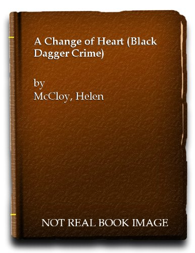 9780745186344: A Change of Heart (Black Dagger Crime Series)