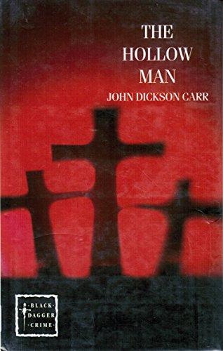 9780745186375: The Hollow Man (Black Dagger Crime Series)