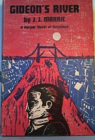9780745186542: Gideon's River (Black Dagger Crime Series)