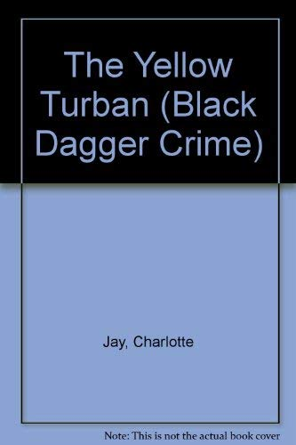9780745187051: The Yellow Turban (Black Dagger Crimes)
