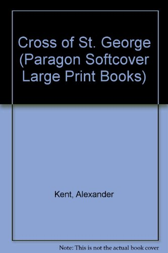 9780745187709: Cross of St. George (Paragon Softcover Large Print Books)