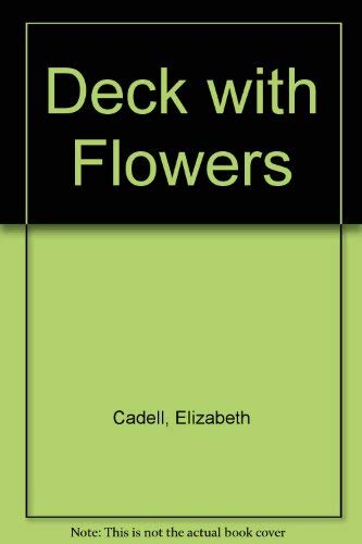 9780745188447: Deck with Flowers