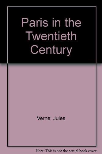 9780745189017: Paris in the Twentieth Century