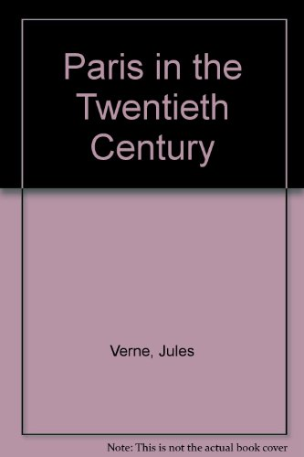 9780745189017: Paris In The Twentieth Century