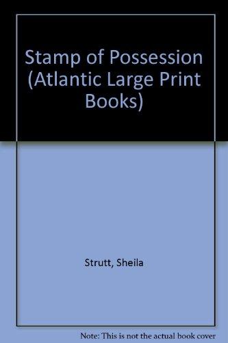 9780745191157: Stamp of Possession (Atlantic Large Print Books)