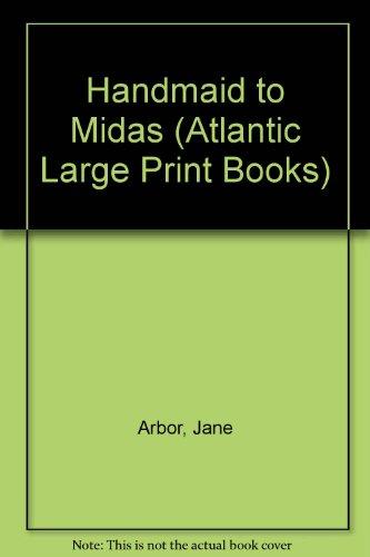 9780745192109: Handmaid to Midas (Atlantic Large Print Books)