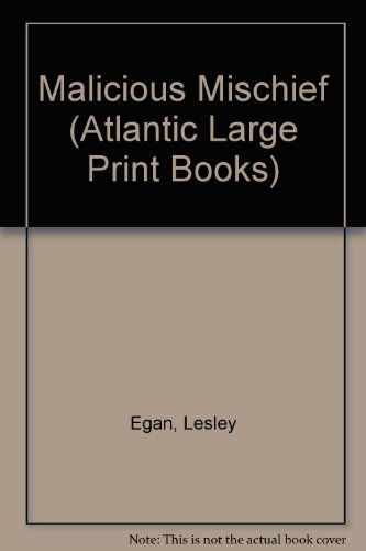 9780745194790: Malicious Mischief (Atlantic Large Print Books)