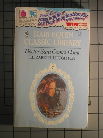 Doctor Sara Comes Home (Atlantic Large Print Books): Houghton, Elizabeth