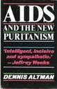 9780745300122: AIDS and the New Puritanism