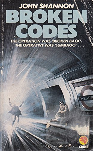 Broken Codes (Pluto Crime): Shannon, John