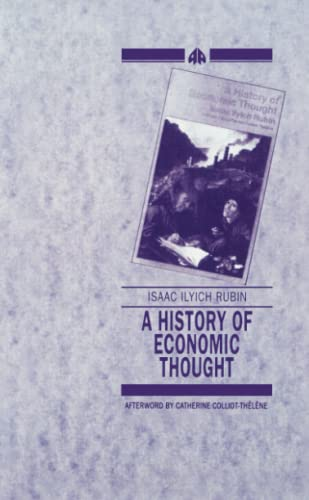 9780745303017: History of Economic Thought