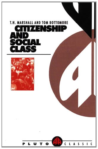 9780745304779: Citizenship and Social Class (Pluto Classics)