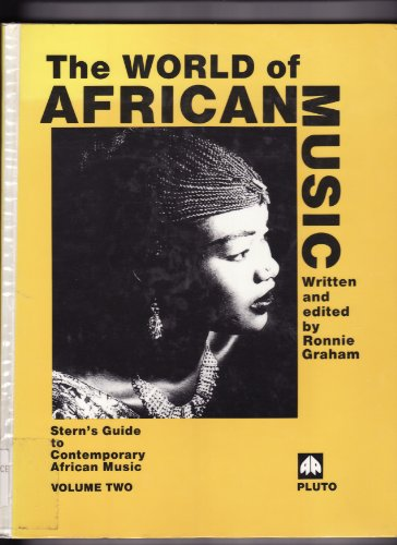 The World of African Music vol. 2: Ronnie Graham