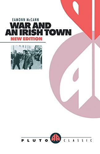 9780745307251: War and an Irish Town (Pluto Classics)