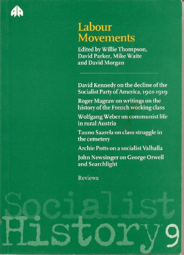 9780745308135: Labour Movements: (Socialist History 9) (Socialist History , No 9)