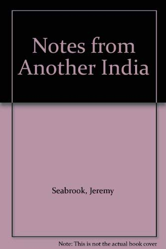 9780745308401: Notes From Another India