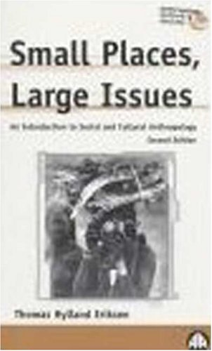 9780745309514: Small Places, Large Issues: An Introduction to Social and Cultural Anthropology (Anthropology, Culture, and Society)