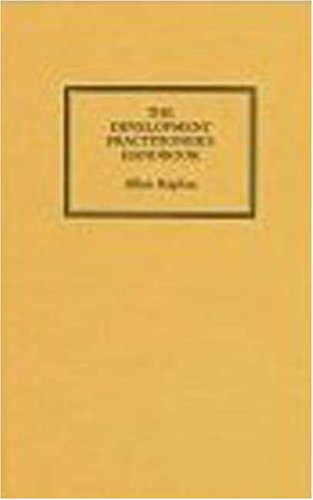 9780745310206: The Development Practitioners' Handbook