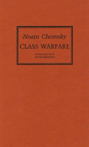 9780745311388: Class Warfare: Interviews with David Barsamian