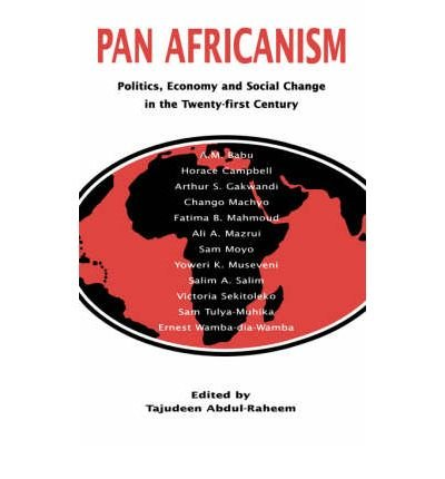9780745311470: Pan Africanism: Politics, Economy and Social Change in the Twenty-First Century