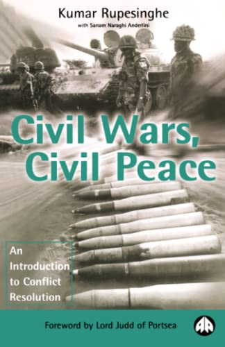 9780745312378: Civil Wars, Civil Peace: An Introduction to Conflict Resolution