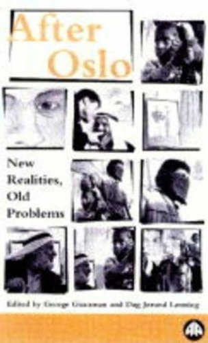 9780745312439: After Oslo: New Realities, Old Problems