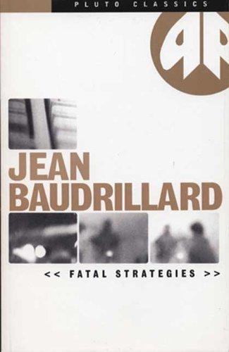 9780745314532: Fatal Strategies (Pluto Classics)
