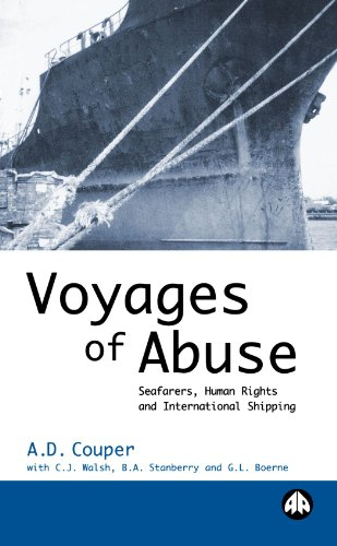 9780745315409: Voyages of Abuse: Seafarers, Human Rights and International Shipping (Labour & Society International)