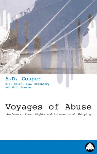 9780745315454: Voyages of Abuse: Seafarers, Human Rights and International Shipping (Labour & Society International)