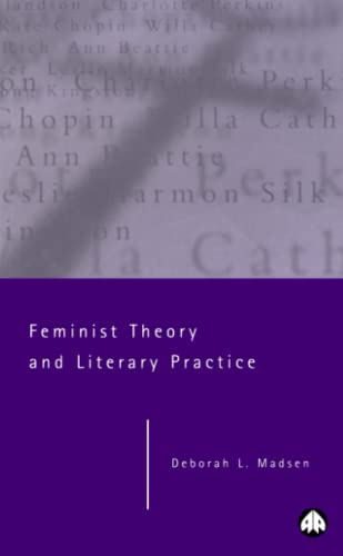 9780745316017: Feminist Theory and Literary Practice