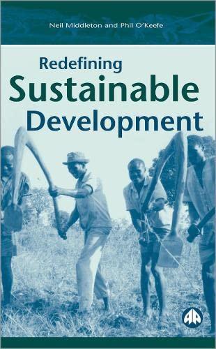 9780745316109: Redefining Sustainable Development