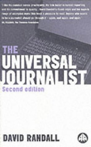 9780745316413: The Universal Journalist - 2nd Edition