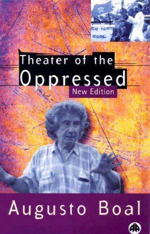 9780745316574: Theater of the Oppressed (Pluto Classics)