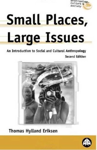 9780745317731: Small Places, Large Issues: An Introduction to Social and Cultural Anthropology (Anthropology, Culture and Society)