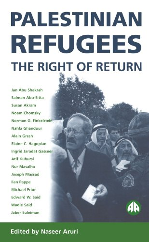 9780745317762: Palestinian Refugees: The Right of Return (Pluto Middle Eastern Studies,)