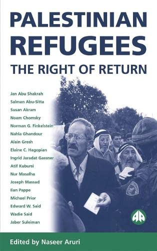 9780745317779: Palestinian Refugees: The Right of Return (Pluto Middle Eastern Studies,)