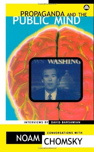 9780745317885: Propaganda and the Public Mind: Conversations with David Barsamian (Politics & International)